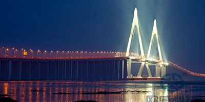 DuSense Ougan Hangzhou Bay Bridge, Super-Cell BDSL Testing of Piles - DuSense LLC