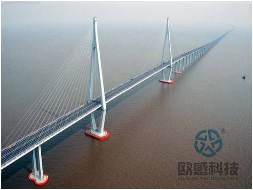 Design sketch of bridge -Jiaxing - Shaoxing River-Crossing Bridge DuSense LLC Project