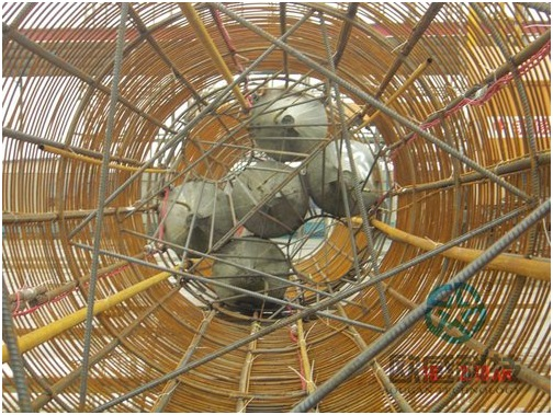Fix load cell pipeline - Wuxi Metro of Line 1 Civil Square Station - DuSense LLC Project