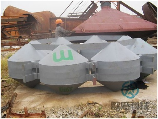 Load cell 2 - Jiaxing - Shaoxing River-Crossing Bridge DuSense LLC Project