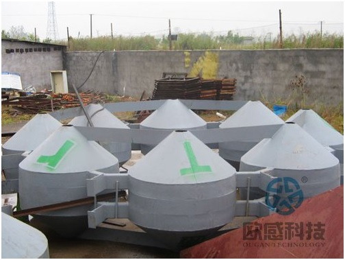 Load cell 3 - Jiaxing - Shaoxing River-Crossing Bridge DuSense LLC Project