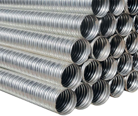 Metal Ducts - DuSense LLC