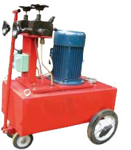 Prestressed Electric Oil Pump - DuSense LLC