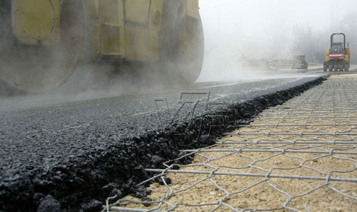 Reinforcement of new and old Roads - DuSense LLC