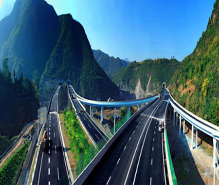 Punan Highway of China Railway 15th Bureau Group - DuSense LLC