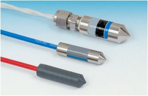 Thermistor or temp sensors for concrete - DuSense LLC