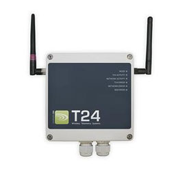 Local wireless receiver transmitting to mobile networks -Mantracourt -DuSense LLC