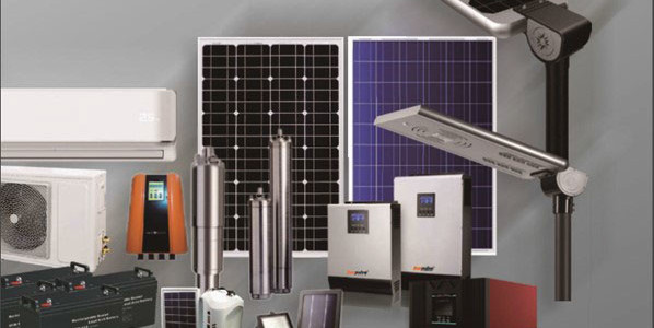 Solar Powered products - DuSense LLC