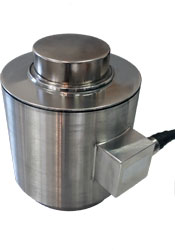 Low-Profile-Compression-Load-Cell- Load Cells DuSense LLC